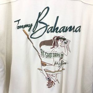 Tommy Bahama Embroidered Golf Club Polo Shirt